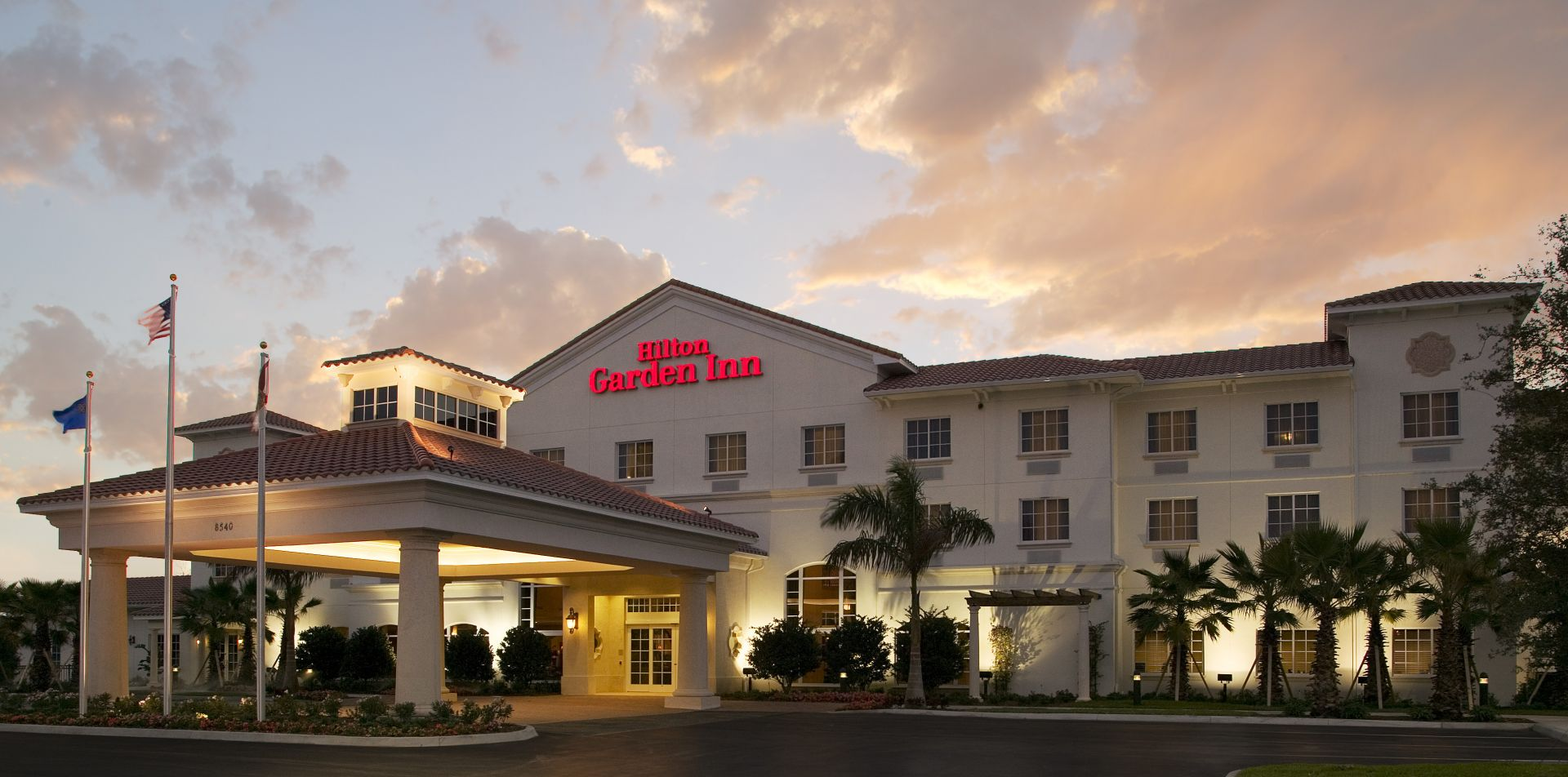 Exterior View of Hilton Garden Inn Port St. Lucie