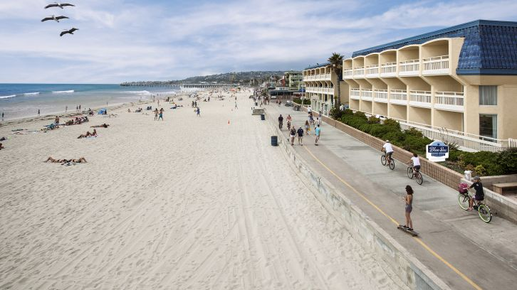 Top San Diego Hotels Amp Vacation Travel Guide