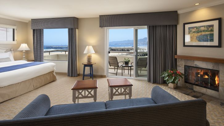 Room with Balcony and Ocean View at Sandcastle Inn