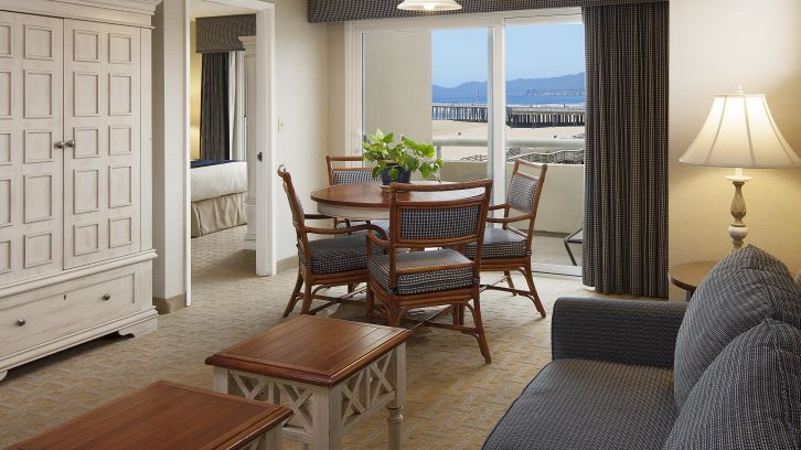 Room with Ocean View at Sandcastle Inn