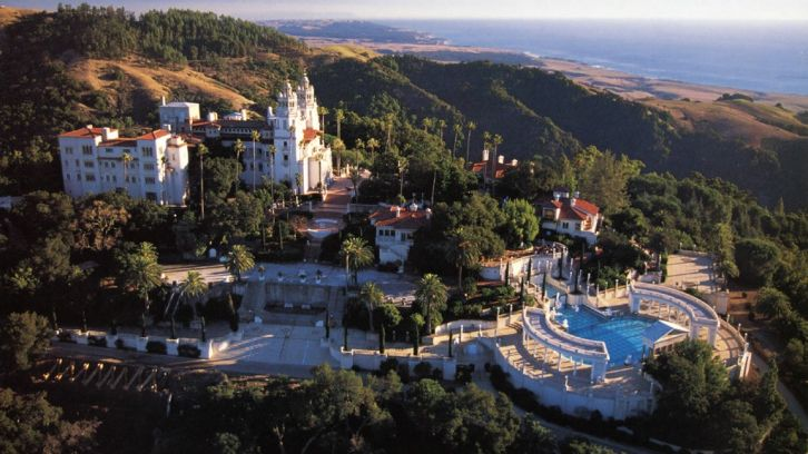 Hearst Castle, San Simeon Tours