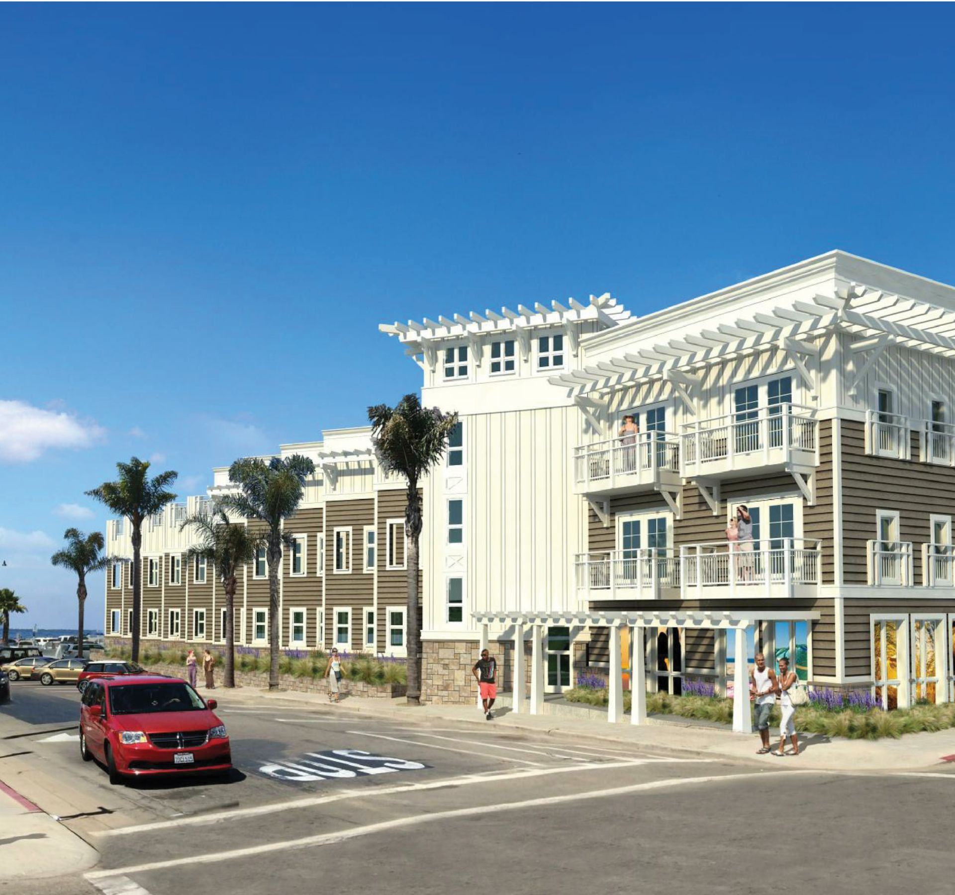 Port St Lucie Hotel: Hotel In Downtown Pismo Beach