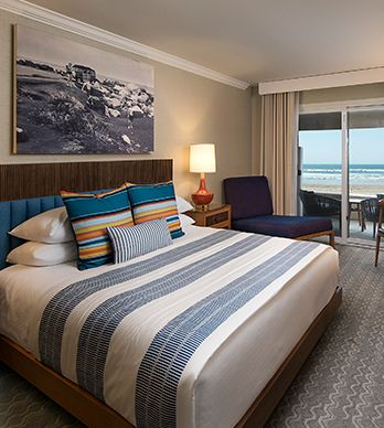 PACIFICA HOTELS INTRODUCES ALL NEW OCEANFRONT GUEST ROOMS AT SANDCASTLE INN PISMO BEACH