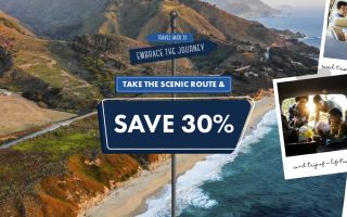 The Ultimate CA Roadtrip - SAVE 30%